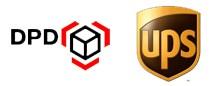 Kurier (DPD lub UPS) przelew